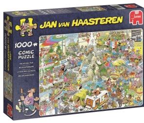 Jan van Haasteren - The Holiday Fair -
