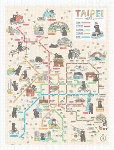 Pussel - Taipei -
