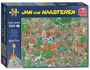 Jan van Haasteren - Fairytale Forest -