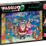 Wasgij - Elf Inspecction + free pussel
