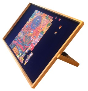 Luxe Puzzle Table -