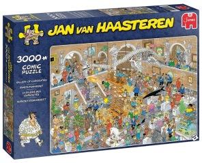 Jan van Haasteren - Gallery of Coriusities -