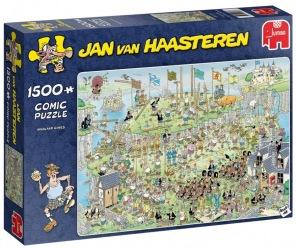 Jan van Haasteren - Highland Games -