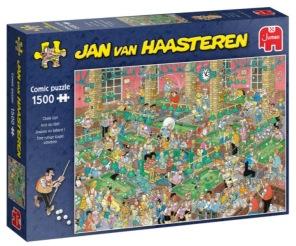 Jan van Haasteren - Chalk Up -