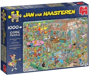 Jan van Haasteren - Childrens Birthday Party -