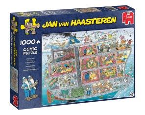 Jan van Haasteren - Cruise Ship -