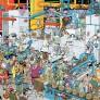 Jan van Haasteren - Candy Factory