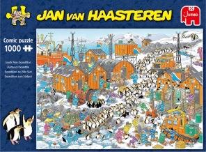 Jan van Haasteren - South Pole Expedition -
