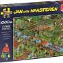 Jan van Haasteren - The Vegetable Garden