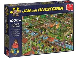 Jan van Haasteren - The Vegetable Garden -
