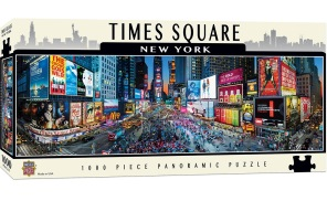 Pussel - Times Square -