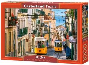 Pussel - Lisbon Trams Portugal -