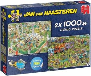 Jan van Haasteren - BBQ Party/Food Truck Festival -