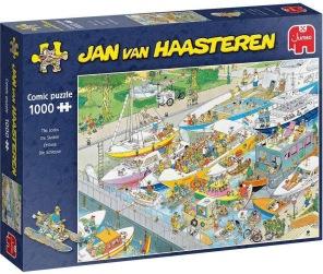 Jan van Haasteren - The Lock -