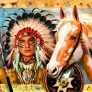 Pussel - Indian Chief