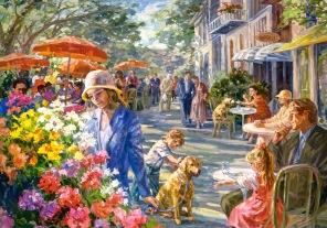 Pussel - Street of Dreams -