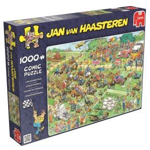 Jan van Haasteren - Lawn Mower Race -