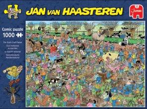 Jan van Haasteren - The Dutch Kraft Market -
