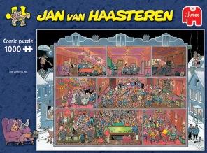 Jan van Haasteren - Grand Cafe -