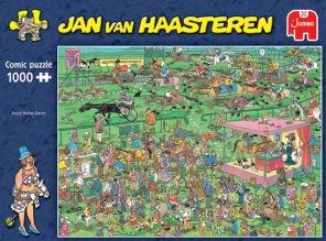 Jan van Haasteren - Ascot Horse Racing -