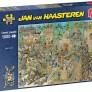 Jan van Haasteren - Castle Conflict