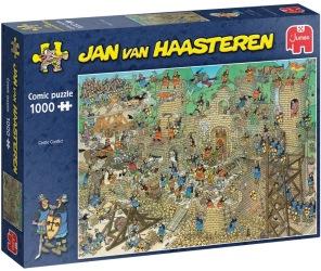 Jan van Haasteren - Castle Conflict -