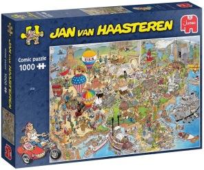 Jan van Haasteren - USA -