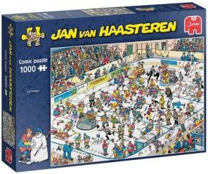 Jan van Haasteren - Ice Hockey -