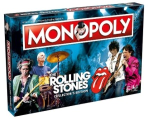 Monopoly - Rolling Stones -