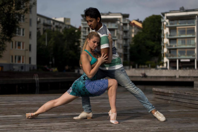 Sara Westin & Juan Pablo Canavire