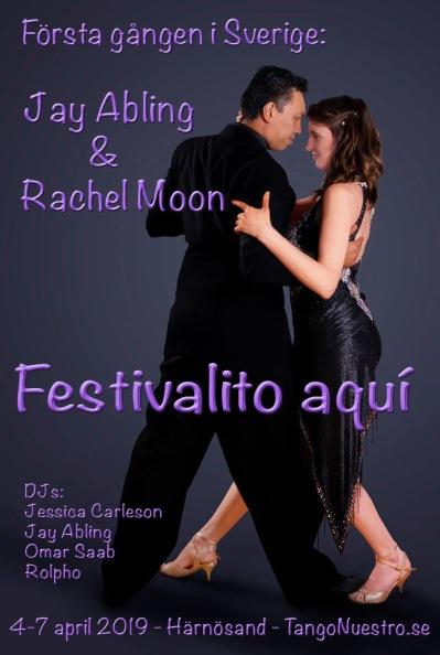 Jay Abling och Rachel Moon