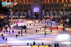 Wiens vinteräventyrspark