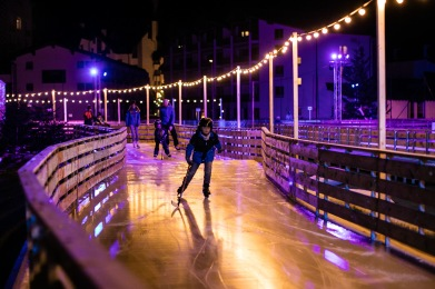 Skateway - an unique skating experience