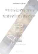 Jag älskar att sjunga