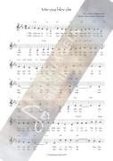 Min visa blev din (melodi & ackord) C-moll
