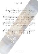 Syrentid (melodi & ackord) D-dur