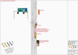 TA-plan för arbete med portal som kräver TMA skydd
