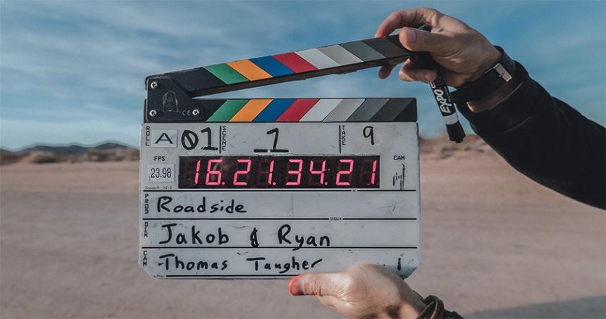 Tillstånd för filminspelning