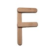 Lösa bokstäver - F