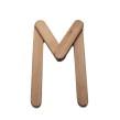Lösa bokstäver - M