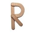 Lösa bokstäver - R