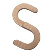 Lösa bokstäver - S