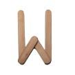 Lösa bokstäver - W