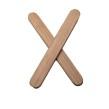 Lösa bokstäver - X