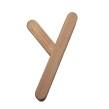 Lösa bokstäver - Y