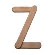 Lösa bokstäver - Z