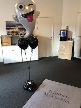 Babyshower | Inspiration | Ballongbåge | Balloons | Unicorn | Falun | Borlänge | Ballonger | Helium | Heliumballonger | Event | Ballongarrangemang | Kalas | Santa | Balloondecorations | Decorations | Tomteballong | Ghost | Halloween |