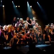 No Air - Musikteaterskolan i Bjärnum, 2013. Foto: Marianne Sundblad