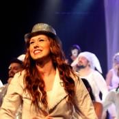 Vårshow - Musikteaterskolan i Bjärnum, 2014. Foto: Marianne Sundblad