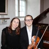 Vanessa Sundblad & Lukas Arvidsson. Foto: Marianne Sundblad